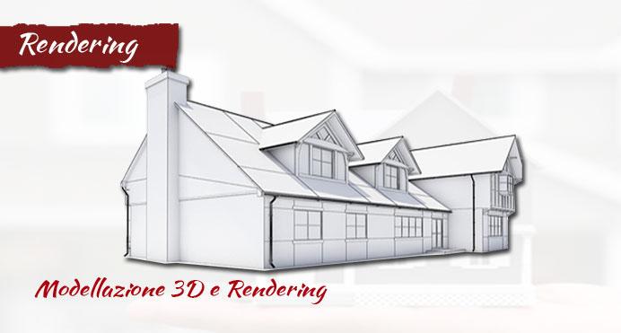 servizio rendering 3D online online