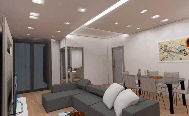 Progetti interni case