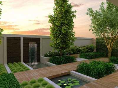 progettare il giardino online con un architetto on line