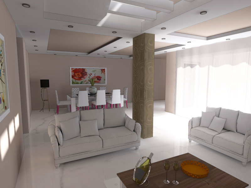 Architettura interni for Interni architettura